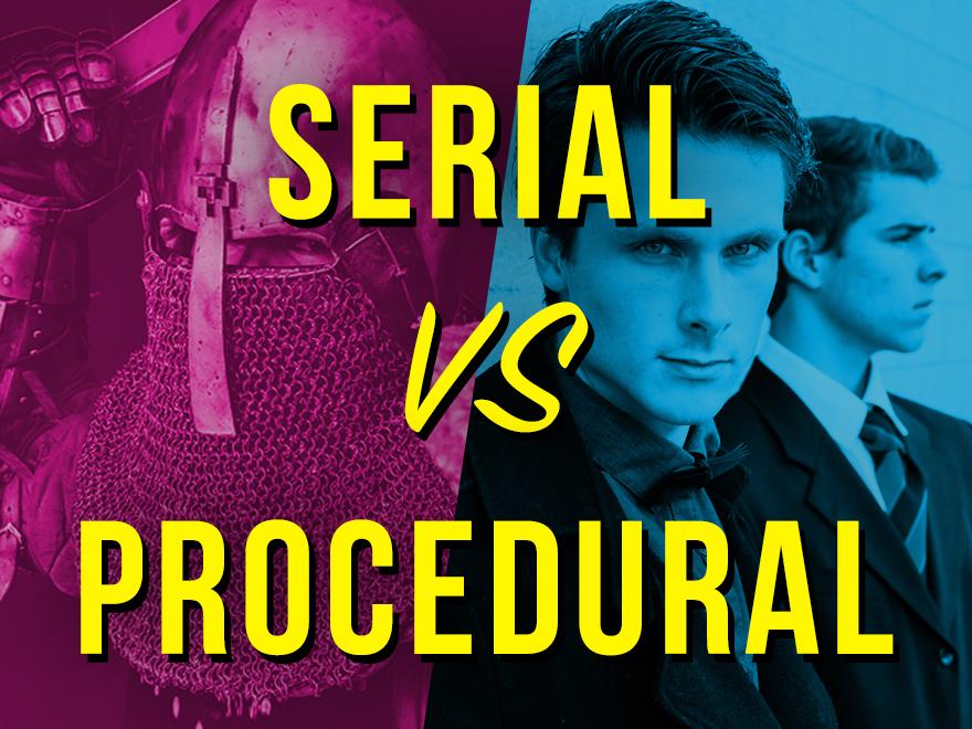 Serial vs. Procedural