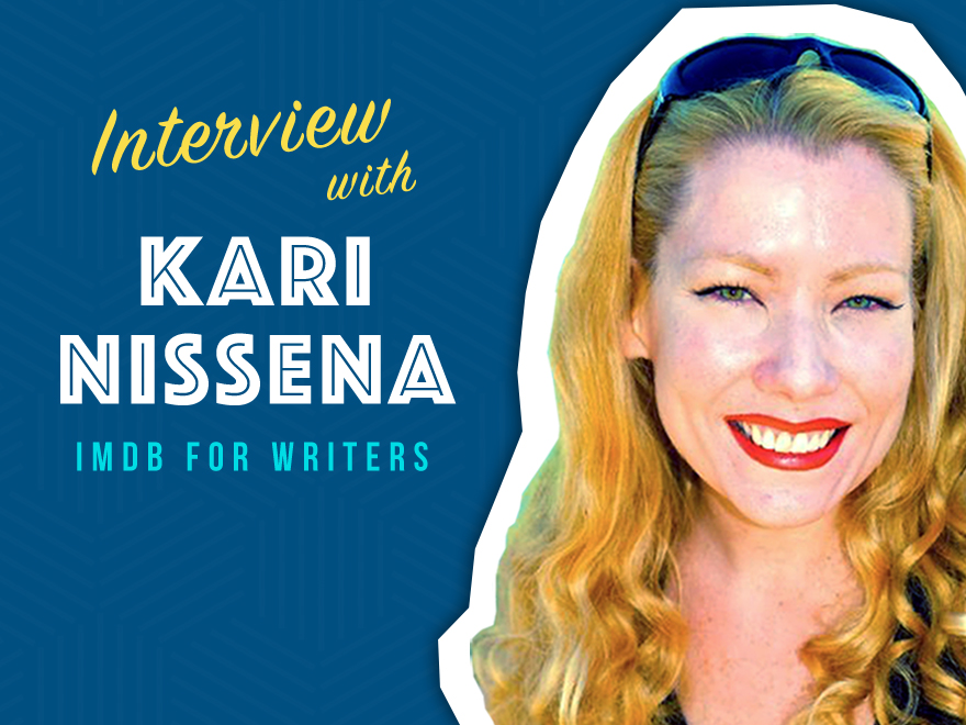IMDB for Writers with Kari Nissena