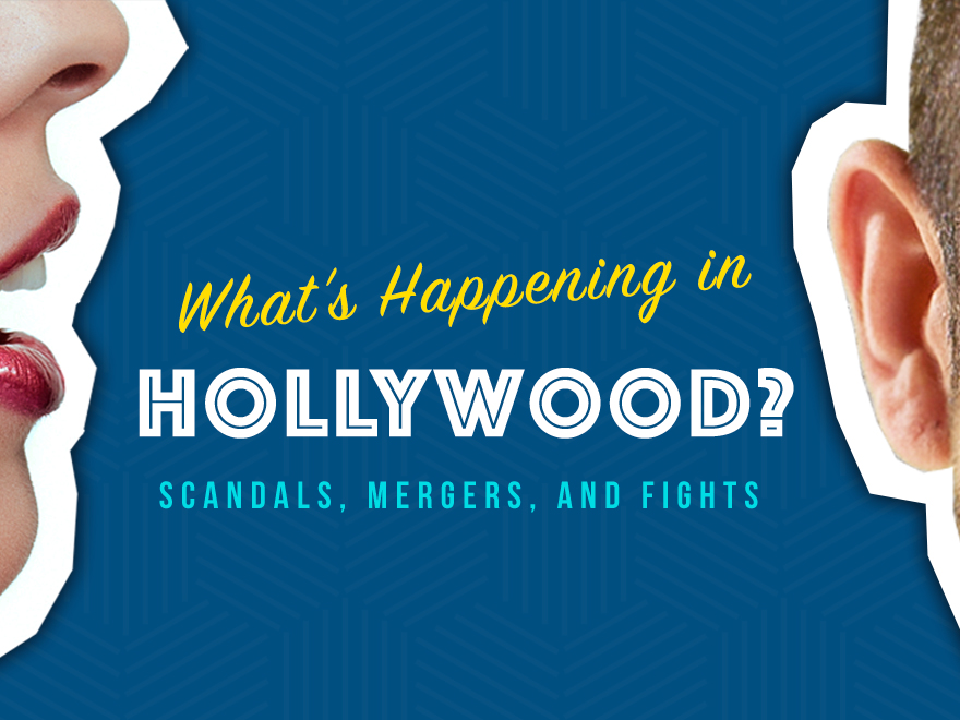 Session 83 - What's Happening In Hollywood