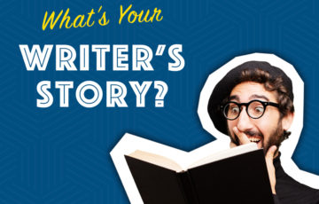 Session #85 - What's Your Writer's Story