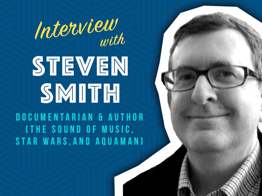 Steven Smith is back for another interview!