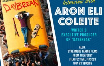 Session 103 - Interview with Aron Eli Coleite