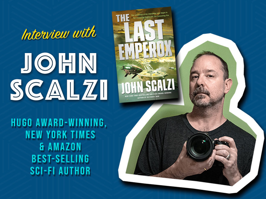 Interview with John Scalzi