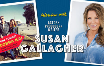 Interview with Susan Gallagher