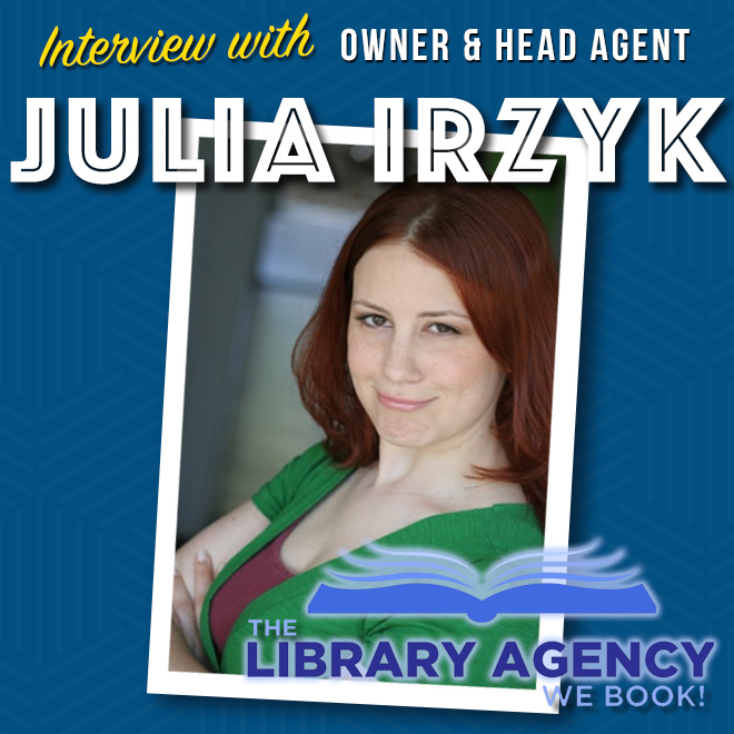 Interview with Julia Irzyk