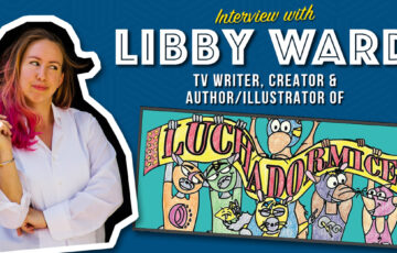 Author and Screenwriter Libby Ward
