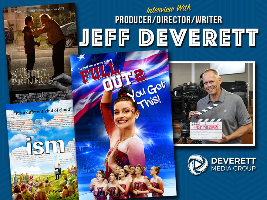 Interview with Jeff Deverett
