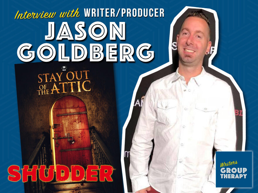 Horror Writer Jason Goldberg