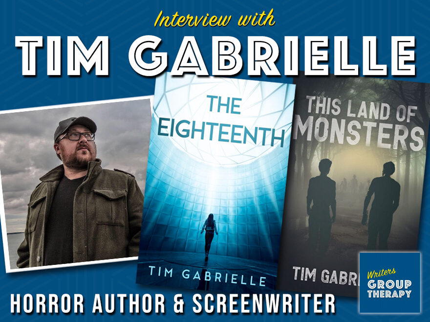 Tim Gabrielle, Horror Author and Screenwriter