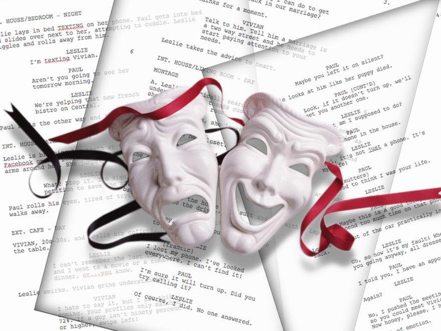 Writer As Actor