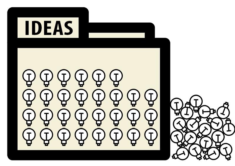 Keeping an Idea File